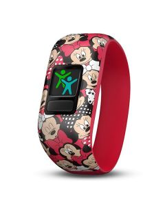 Garmin vivofit jr2, WW, Stretchy, Minnie Mouse
