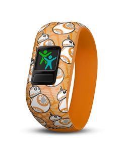 Garmin vivofit jr2, WW, Stretchy, BB-8
