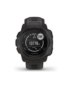 Garmin Instinct, GPS Watch, Graphite
