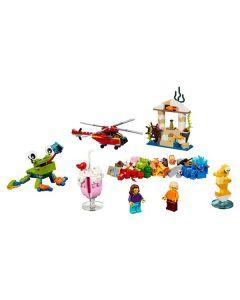 Lego CLASSIC World Fun Brand Campaign