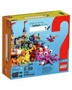 Lego CLASSIC Ocean's Bottom Brand Campaign