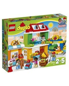 Lego DUPLO Town Square Building