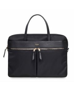 Knomo Hanover Briefcase - Black