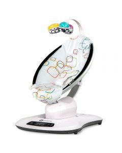 4moms mamaRoo® 4.0 Infant Seat - Plush - Multi Plish