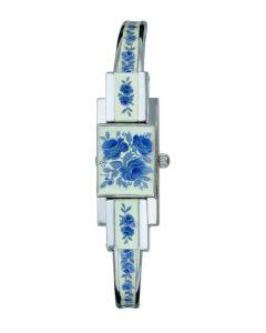 Alizee palladium plated watch