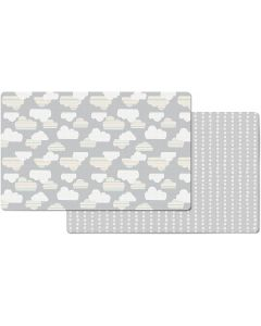 Skip Hop Reversible Playmat - Cloud & Mini Dot