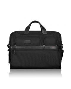 Tumi Alpha Business Compact Laptop Briefcase