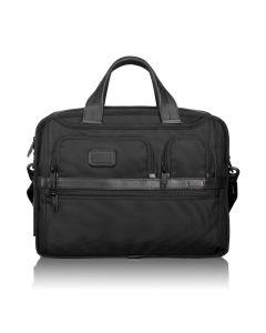 Tumi Alpha Business Expandable Laptop Briefcase
