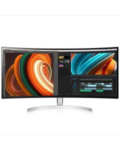 LG-34 Inch 21:9 UltraWide QHD IPS Curved Monitor with HDR10