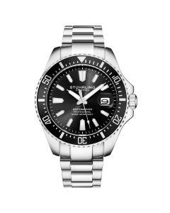 Stuhrling men's diver quartz watch - 44mm