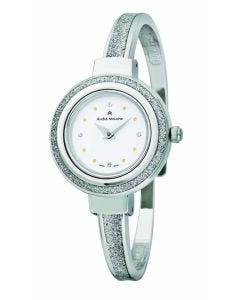 Aura palladium plated watch