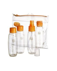 Go Travel Cabin Bottle Set 4pcs