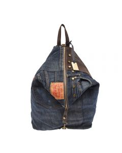 Cantry soft leather backpack