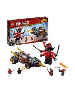 Lego NINJAGO® Legacy Cole's Earth Driller
