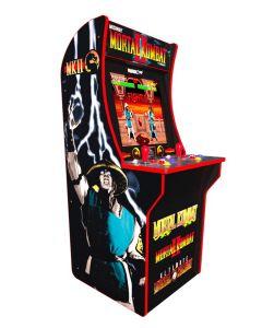 Arcade1Up Mortal Kombat Arcade Cabinet 3 in 1 Games