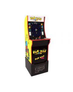 Arcade1Up PAC-MAN™ Arcade Cabinet 2 Games in 1 w/ Generic Riser