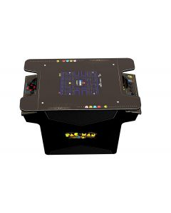 Arcade1Up Black Series Arcade1Up PAC-MAN™ Head-to-Head Gaming Table 8 Games in 1
