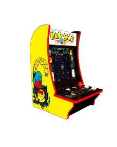 Arcade1Up Pacman Partycades  Tabletop Design 2 Games in 1