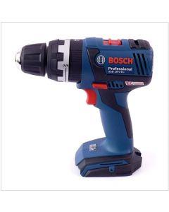 Bosch Professional Cordless Combi Impact Drill, GSB 18 V-EC (18 V)