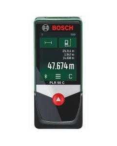 Bosch PLR 50 C Digital Laser Measure (500 cm)