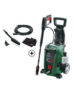 Bosch Universal Aquatak 125 High Pressure Washer + Car Cleaning Kit