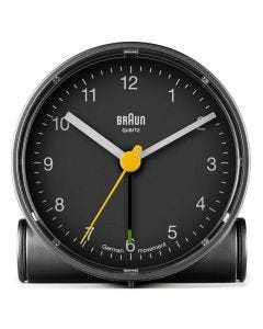 Braun Classic Analogue Alarm Clock AB5