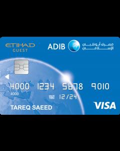 ADIB Etihad Guest Classic Covered Card