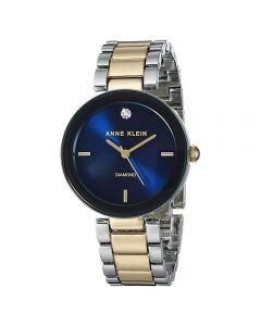 Anne Klein Women's Fashion Wrist Watch AK1363NVTT