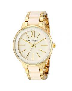Anne Klein Women's Fashion Wrist Watch AK1412IVGB