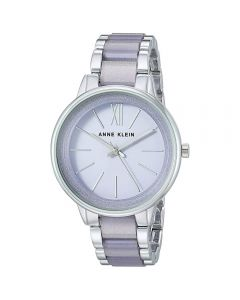 Anne Klein Women's Fashion Wrist Watch AK1413LVSV