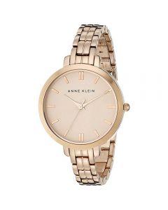 Anne Klein Women's Fashion Wrist Watch AK1446RGRG