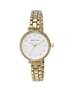 Anne Klein Women's Fashion Wrist Watch AK2662SVGB