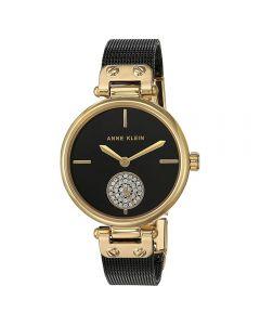 Anne Klein Women's Fashion Wrist Watch AK3001BKBK