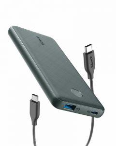 Anker Powercore Slim  Power Bank 10000mAh  PD Black - A1231H12