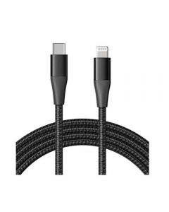 Anker Powerline +II USB-C Cable With Lightning Connector 3FT - A8652H11