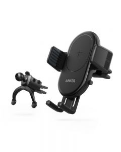 Anker Powerwave 7.5 Car Mount With 2-Port Quick Charge 3.0 C - B2551H13
