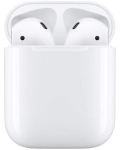 Apple Airpods with Charging Case (2019) - White