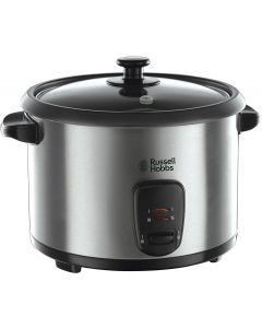 Russell Hobbs Electric Rice Cooker With Steamer 1.8L