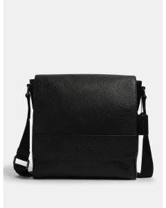 Coach Houston Map Bag Black