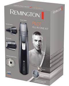 Remington Pilot Personal Groomer Kit