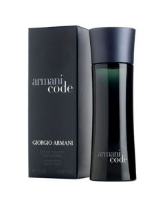 Armani Code for Men EDT 75ML