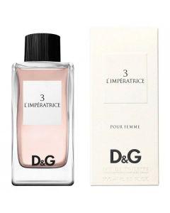 D&G No 3 L'imperatice 100 ML