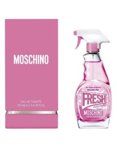 Moschino Pink Fresh Couture for Women EDT 100 ML
