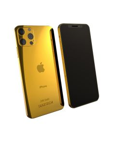 Gold Plated Apple iPhone 12 Pro 256GB, 5G