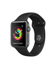 Apple Watch Series 3 GPS 38mm Aluminium Case with Sport Band