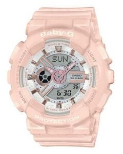 Casio Baby-G Watch BA-110RG-4ADR