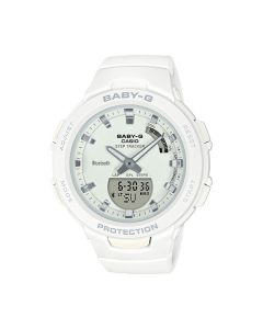 Casio BABY-G G-Squad Ladies Watch BSA-B100-7ADR