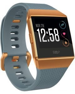 Fitbit IONIC Smartwatch-Burnt Orange