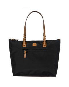 Brics X-Bag Shopping Bag - Black
