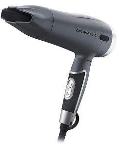 CARRERA 532 Professional Hair Dryers for Men & Women | Hairdryers - Styling Nozzle-Diffuser, Blow Dry, Hot-Cold Air, DC 1600W